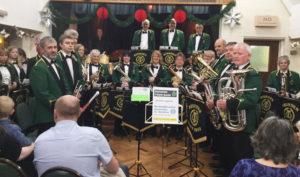 Rushden town band